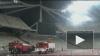 Футбольные фанаты устроили пожар на стадионе в Афинах