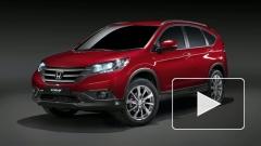 Honda показала первые официальные изображения модели CR-V