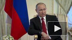 Путин назвал темы переговоров в Зеленским
