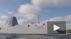 Российские корабли наблюдают за эсминцем ВМС США в Черном море