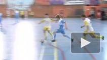 В Петербурге прошел футбольный турнир среди воспитанников детских домов
