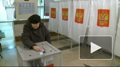 Явка избирателей на выборах Президента России составила 56,3%
