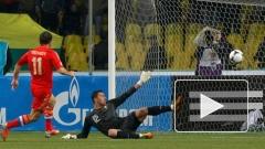 Гол Кержакова принес сборной России победу над Португалией