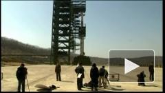 """Северокорейская ракета """"Ынха"""" развалилась через минуту полета"""