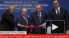 Турция почти полностью отказалась от российского газа