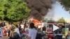 Появилось видео взрыва автобуса в Иерусалиме