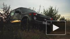 """""""АвтоВАЗ"""" выпустил новую версию внедорожника Lada 4x4"""