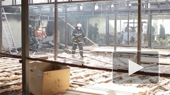 """Пожар в ресторане """"Лето"""" вскрыл нарушения в Петропавловской крепости"""