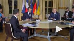 Зеленский озвучил итоги переговоров с Путиным по газовому контракту