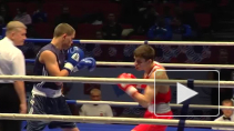 В Петербурге прошёл международный турнир по боксу