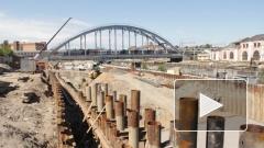 """Движение под """"Американскими"""" мостами в Петербурге откроют раньше обещанного"""