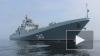 В Севастополь прибыл новейший фрегат «Адмирал Григорович...