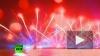 Во Владивостоке показали лазерно-пиротехническое шоу поч...