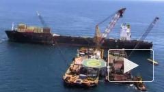 Судно Rena может спровоцировать экологическую катастрофу в Новой Зеландии