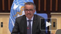 Глава ВОЗ заявил о необходимости большого числа вакцин от коронавируса