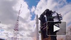 """Гигантский пусковой стол для ракетного комплекса """"Ангара"""" едет на космодром Восточный"""