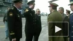 Российский ВМФ поддержал президента Сирии Башара Асада