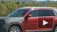 Volkswagen начал тестирование конкурента Toyota Highlander