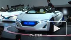 Honda запустит в серийное производство электрокар EV-STER