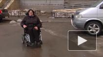 Недоступная... зима. Как пережили снегопады и гололед те, кто передвигается на колясках?