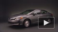 Honda рассказала каким будет новый полноприводный седан Civic