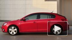 На заводе GM в Петербурге начался выпуск Chevrolet Cruze Hatchback
