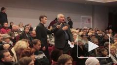Общественные слушания в Приморском районе закончились скандалом