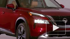 Nissan представил новый кроссовер X-Trail