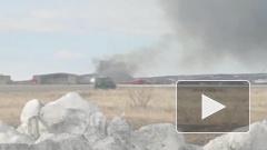 На Чукотке совершил жесткую посадку вертолет Ми-8