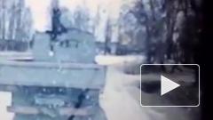 Ребенок в Благовещенске выбежал на проезжую часть и чуть не угодил под колеса грузовика