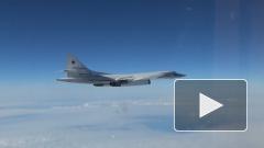 """Первый модернизированный """"Ту-160М"""" отправлен на тестирования"""