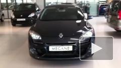 Обновленный Renault Megane Coupe вышел на российский рынок