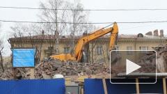 """В Петербурге полностью снесли Удельные бани для компании совладелицы """"Афганвета"""""""