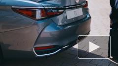 В России стартовали продажи новой версии седана Lexus ES 250