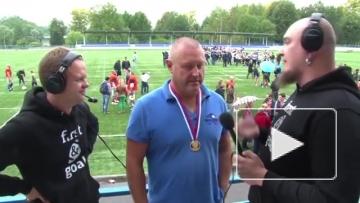 Интервью тренера OL Грифонов после финального матча