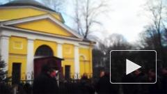 Похороны убитого бизнесмена Давида Тертеряна прошли без лишних свидетелей
