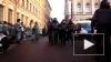 """Разогнанный ОМОНом """"митинг полиции за честные выборы"""" ..."""
