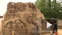 """Фестиваль песчаных скульптур, """"Классика на Дворцовой"""", ..."""