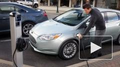 Ford начал производство своей электрической модели Focus