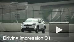 Toyota запустила в продажу кроссовер Yaris Cross