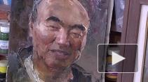 Туман Жумабаев. Портрет художника