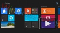 Опубликованы  скриншоты операционной системы Windows 8