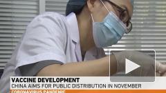 Китай выпустит свою вакцину от коронавируса в продажу к концу года