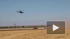 В Сирии боевики сбили еще один вертолет