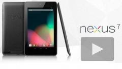 В России стартовали продажи планшетника Google Nexus 7 от Asus
