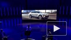 Cadillac представил электрический кроссовер Lyriq
