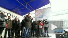 """Митинг """"За честные выборы"""" в Петербурге на Конюшенной площади: полная версия"""