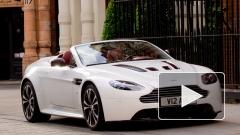 Aston Martin V12 Vantage Roadster в России будет стоить от 265 700 евро