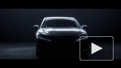 Toyota представила обновленную версию Camry для России
