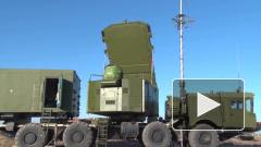 В Сирии прошли испытания российского комплекса С-500